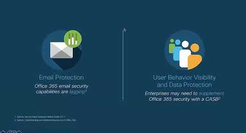 Office 365 and Email Security Webinar