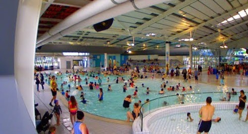 Splash Aqua Park and Leisure Centre: Week One Time Lapse