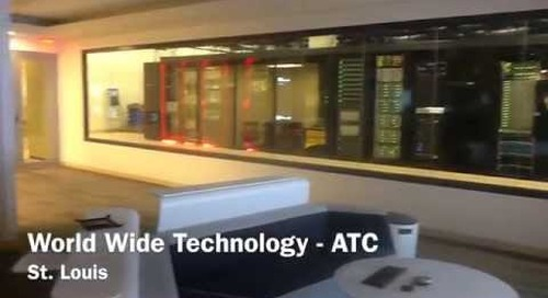 Rack Systems Showcased at the WWT ATC