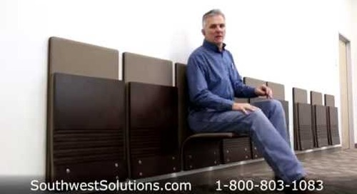 Seats That Fold Out From the Wall | Wall Mounted Chairs Seating