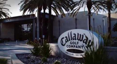 Callaway Golf drives innovation with Lenovo and SAP HANA
