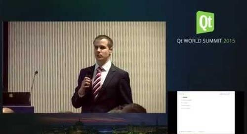 QtWS15- Effective QML, Thomas McGuire, KDAB