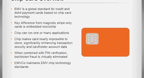An Introduction to EMV