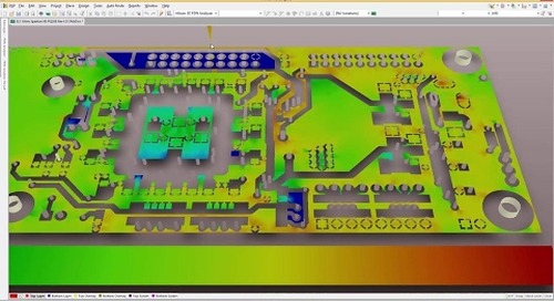 Powerful Analysis Technology From The CST® Simulation Experts - PDN Analyzer - Features:EXSCvid