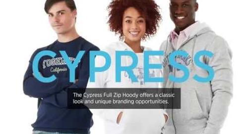 Cypress Fleece Zip Hoody