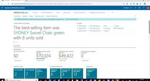 Customer Item Pricing in Dynamics 365 Business Central | Western Computer