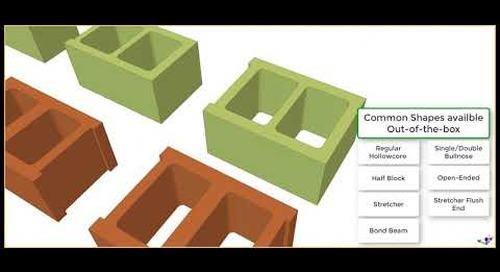 BIM for Masonry in Tekla Structures