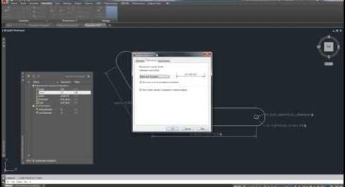 Beyond the basics – Working with constraints in AutoCAD and AutoCAD LT