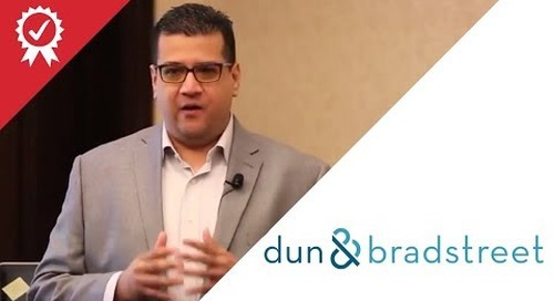 Dun & Bradstreet | Cost Savings, Rapid On-boarding & Security Control