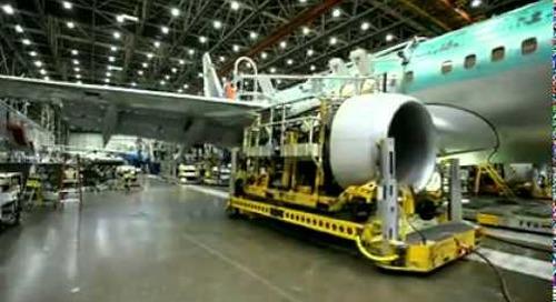 Boeing Flight-Manufacturing