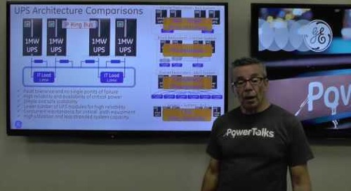 UPS System Architectures