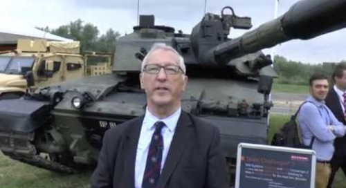 DVD 2016: Challenger 2 and the Life Extension Programme
