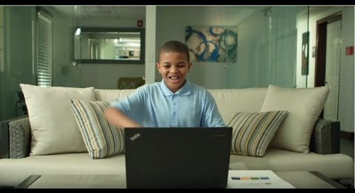AgilQuest Commercial - So Easy a Kid Can Do It!