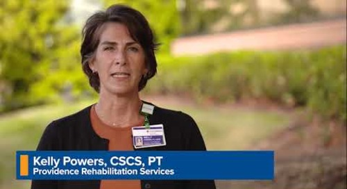 Providence Wellness Watch KGW Sept 2020 60 Rehab – Kelly Powers PT