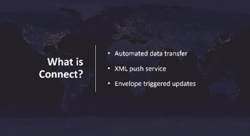 Connect - DocuSign Solution Engineering