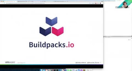 Cloud Native Buildpacks: The magic wand to containerize your apps on Kubernetes I VMware Tanzu