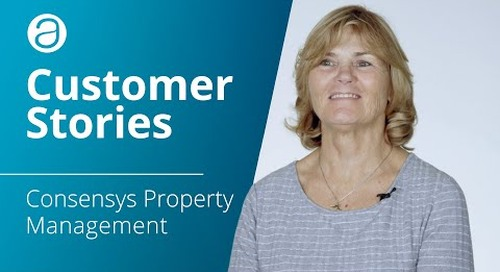 AppFolio Customer Stories – Consensys Property Management