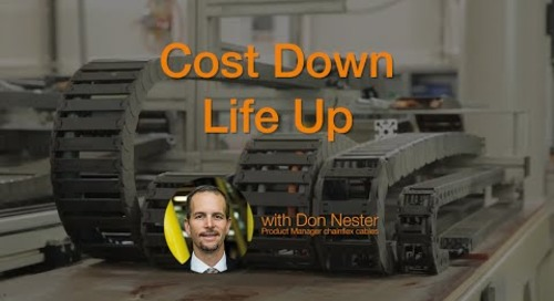 chainflex® - Cost Down Life Up Webinar
