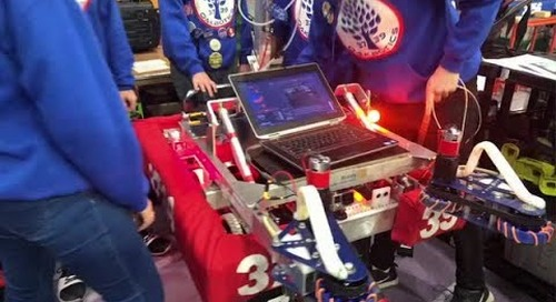 Overcoming three assembly challenges to build better robots.