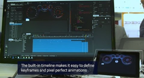 Prototyping for Production: Watch your designs come alive on your device {showcase}