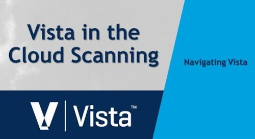 Vista in the Cloud Scanning