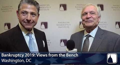 Jay Goffman Interview at 2019 Views from the Bench Program