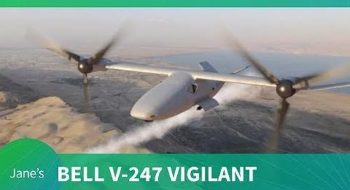 AUSA 2018 - Bell V-247 Vigilant programme update