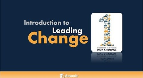 Introduction: Leading Change at Associa