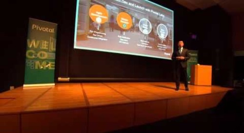 Redefine the FinTech Pulse Digital Transformation — Sean Lee