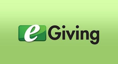 eGiving