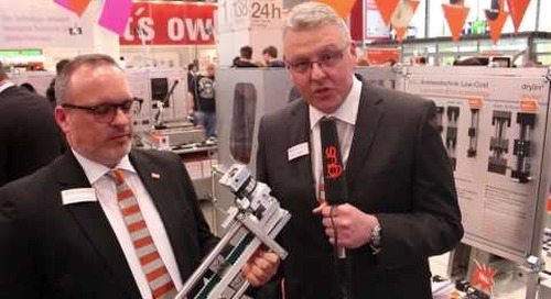 igus® News 2016 Highlights from Hannover Messe 2016