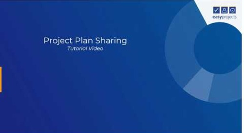 Project Plan Sharing