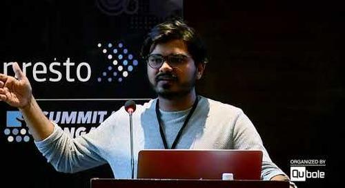 "Presto Summit India 2019 - ""Data Lake Consumption Layer powered by Presto"""