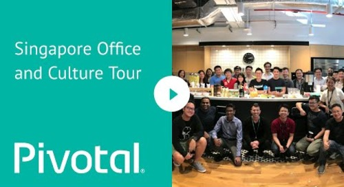 APJ - Singapore - Office and Culture Tour