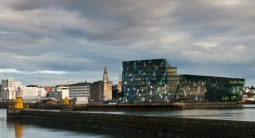 Host your event in Iceland - Testimonials from EOS congress in Harpa Reykjavik