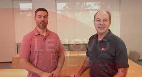 Intel Optane DC Persistent Memory Video Walkthrough