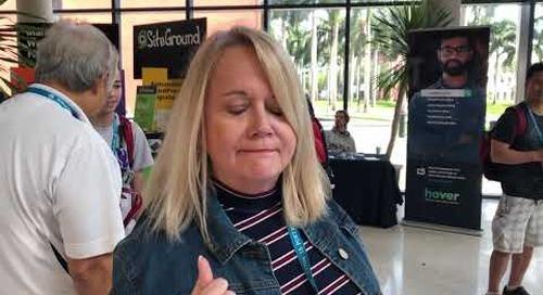 Customer Testimonial at WordCamp Miami 2019
