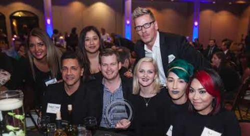 Top Workplaces Awards Dinner 2016 - Houston Chronicle