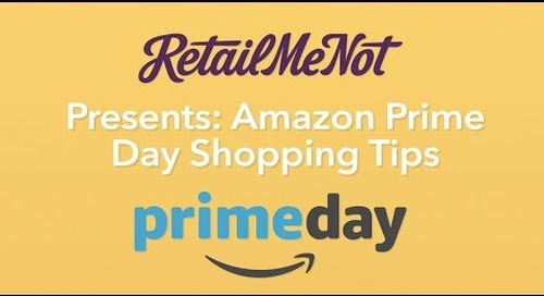 Amazon Prime Day Savings Tips