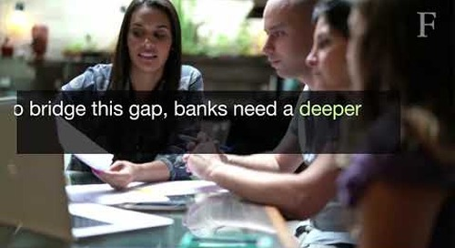 Forrester Study: How to Become Your Customers' Favorite Bank