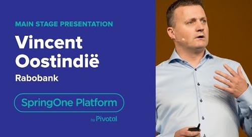 Vincent Oostindie, Rabobank—SpringOne Platform, 2018
