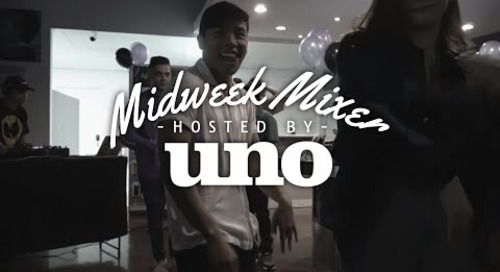 UNO'S MIDWEEK MIXER WITH IT&E