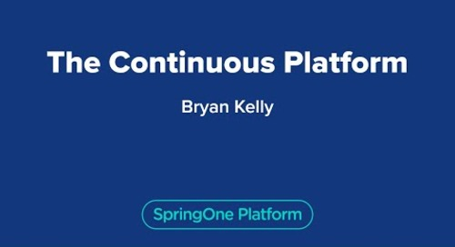 The Continuous Platform