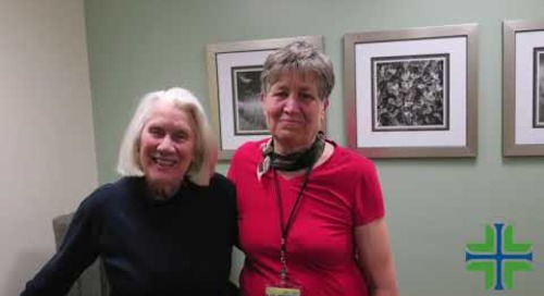 Helene Walling and Mary Mitchell - Hear Me Now