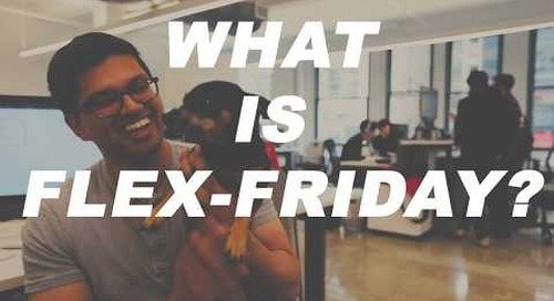 """What Is """"Flex-Friday"""" at Cockroach Labs?"""