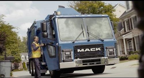 The All New Mack LR Model