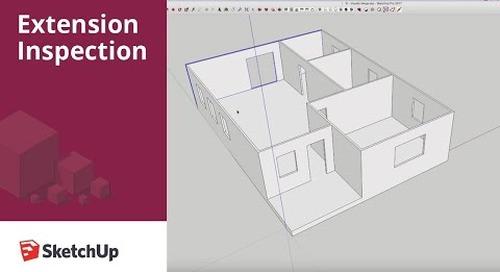 SketchUp Extension Inspection: Visual Merge