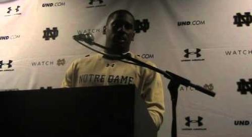 Video: Everett Golson