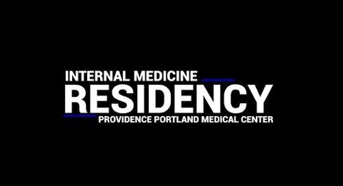 Providence Portland Medical Center - Internal Medicine Residency Program
