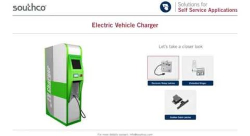 Access Hardware for EV Charging Stations